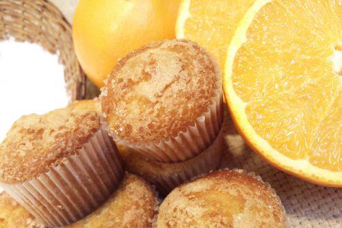 Magdalenes de taronja