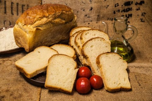 Pan de harina de kamut ecológica