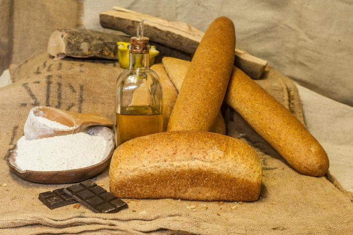 Motllo integral de blat ecològic