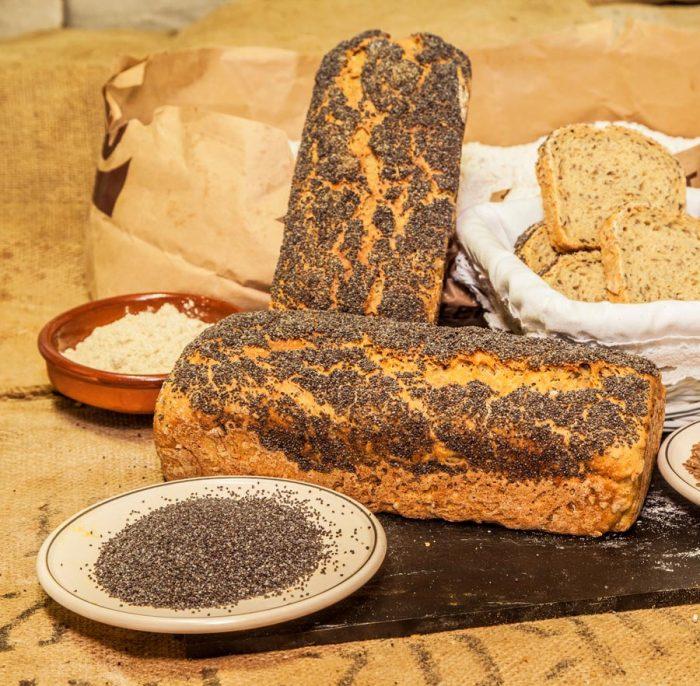Pa d'espelta amb quinoa